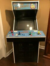 Simpsons Video Arcade Game - 4 Player