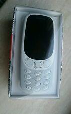 Nokia 3310 (2017) - gris (sin bloqueo SIM) celular (Dual SIM) 100% original!!!