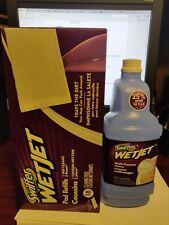 Swiffer Wetjet Mopping Refill Pack 17 Refill Pads PLUS 1 Bottle Cleaner 1.25L