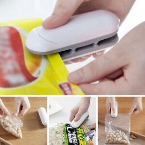 Portable Mini Plastic Heat Sealer Sealing Machine Impulse Food Packing Bag
