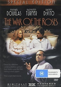 THE WAR OF THE ROSES (DVD) BRAND NEW / SEALED - MICHAEL DOUGLAS