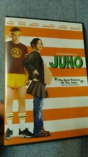 Juno (Single-Disc Edition) Movie - Dvd - Very Good Estate itme minimal use as is