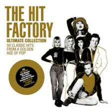 Various Artists - The Hit Factory Ultimate Colección Nuevo CD