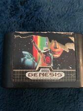 Michael Jackson's Moonwalker Sega Genesis Game Only See Pics