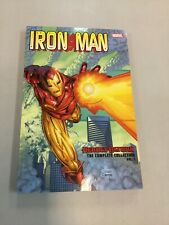 Iron Man Heroes Return The Complete Collection Vol. 1 Marvel Comics