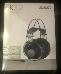 AKG Harmon K702 Reference Studio Headphones Open-Back Circumaural Beats DJ K 702