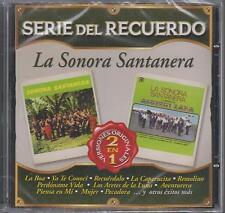 CD - La Sonora Santanera NEW Serie Del Recuerdo 23 Tracks - FAST SHIPPING !