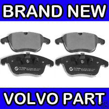 Volvo S80 II (07-) V70 III, XC70 II (08-) Front pads (with 16inch 300mm disc)