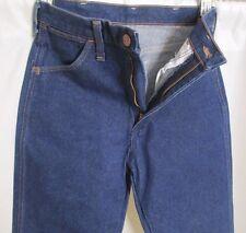 Denim Blue Jeans Wrangler 935DEN USA Made Actual 27x32