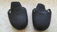 Overshoes Medium 6-10 Unisex Steel Toecap Adjustable Strap Black Gaston Mille