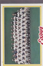 1978 TOPPS BASEBALL MONTREAL EXPOS TEAM #244 UNMARKED NMMT *53639