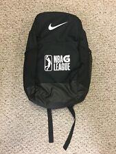 Nike Nba G-League Player Issued Black Backpack Bag New Nwot Gatorade