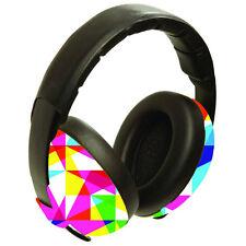 bébé Banz NEUF cache-oreilles Mini DEFENDERS Géo imprimé neuf avec étiquette