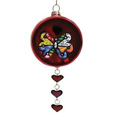 Britto Mosaic Butterfly Hanging Christmas Ornament - Westland