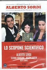 DVD=LO SCOPONE SCIENTIFICO=IL GRANDE CINEMA DI ALBERTO SORDI=VOL.3=CORRIERE SERA