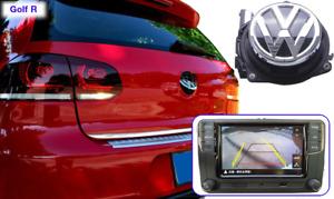 Flip camera Dynamic parking  Golf/6/7 GTI Polo EOS Beetle PassatCC RCD330 plus