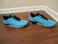 Brand New W/O Box Size 10 Asics Gel Lyte V Shoes Blue Black Gray HY7M1