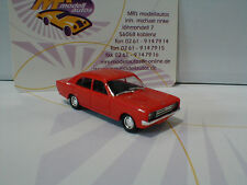 "Busch 42013 # Opel Record C Baujahr 1970 in "" rot "" 1:87 NEUHEIT APRIL 2016"