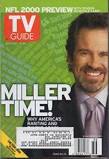 2000 TV Guide Miller Time Dennis Miller Sept. 2-8