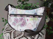 LE SPORTSAC Tree Print Crossbody Shoulder Bag Purse handbag-nwot