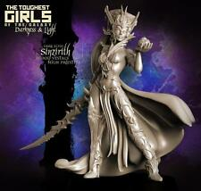 Raging Heroes Sinzirith Blood Vestal Dark Elves High Priestess Heroine