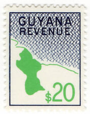 (I.B) British Guiana (Guyana) Revenue : Duty Stamp $20