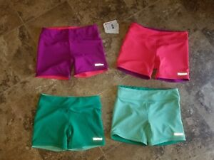 New Womens Marmot Essential shorts reversible Active UPF Wicking