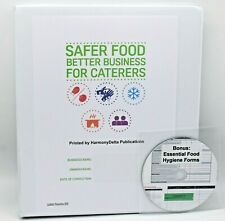 More details for 2019 sfbb safer food better business + 12 month diary +12 temperature +sign +cd