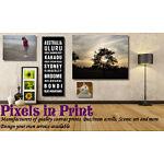 Pixels In Print