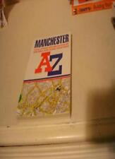A. to Z. Street Atlas of Manchester,Geographers' A-Z Map Compa ,.9780850394276