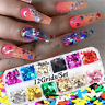 Nail Art Butterfly Glitter Sequins Nail Decor Holographic Laser 3D Flakes Hot!!!