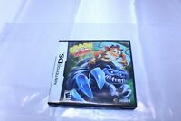 Nintendo DS Game Cartridge Crash of the Titans with Case Rated E