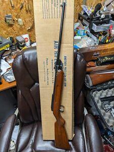 Vintage BSF Model 55N WISCHO KG Erlangen Germany Air Rifle Works Great .177