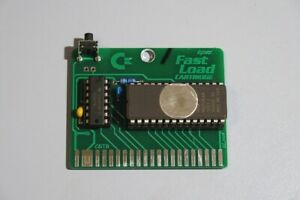 Epyx Fast load Cartridge for the Commodore 64/128, with copy utilities. NEW.