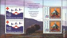 Danemark - Groenland Bloc 4 (complète edition) neuf avec gomme originale 1993 Ro