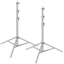 Neewer 2 Pieces Studio Light Stand With Universal Adapter for Softbox Monolight