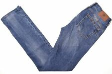LIU JO Womens Jeans W28 L32 Blue Cotton Straight  IM05