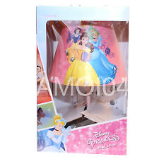 Disney Princess Girls Table Bedside Lamp Night Light Beauty & The Beast New