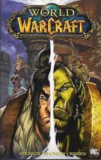 WORLD OF WARCRAFT BOOK 3 DC COMICS PAPERBACK