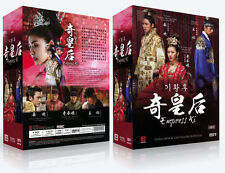 Empress Ki (Ha Ji Won) Korean Drama DVD with Good English Subtitle