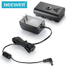 Neewer DC 7.5V 2A AC Wall Switching Power Adapter for Video Light CN-160 CN-126