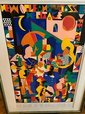 1993 New Orleans Jazz and Heritage Festival Poster