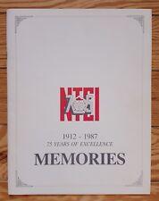 North Toronto Collegiate Institute 75th Anniversary Memories Ontario Canada 1987