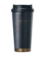 Starbucks Korea Stainless Steel Elma Black Heritage Tumbler 473ml (16oz)
