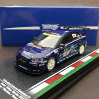 Tarmac Works 1:64  Mitsubishi X3 3# Lancer Evolution X Super Taikyu Series 2010