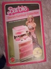 82 Dream Furniture Stove Microwave Oven Barbie Kitchen Cucina hawaiian superstar