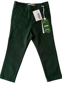 Incity Boys Green Skinny Casual Pants Youth Sizes 1Y, 3Y, 7, 12, 13 NWT