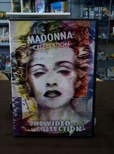 Madonna - Celebration [2 DVD] WARNER BROS