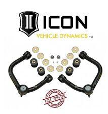 ICON Delta Joint Tubular Upper Control Arm Kit fits 05-18 Toyota Tacoma