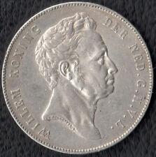 Nederland 1840: 2,5 Gulden Willem I in meer dan prachtige kwaliteit